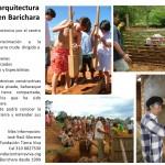 Taller de arquitectura de tierra en Barichara